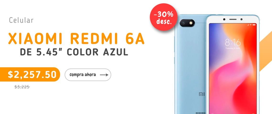 Promo Xiaomi Redmi 6A